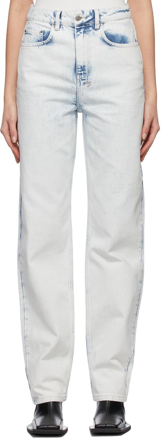 Ksubi 蓝色 Playback 牛仔裤