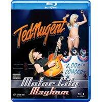 泰德納金特:汽車城傳奇 Ted Nugent: Motor City Mayhem (藍光Blu-ray) 【Evosound】