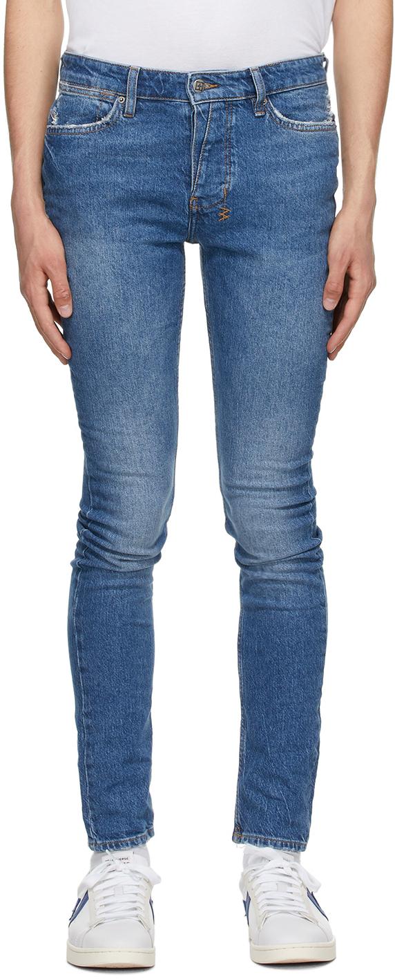 Ksubi 蓝色 Van Winkle 牛仔裤