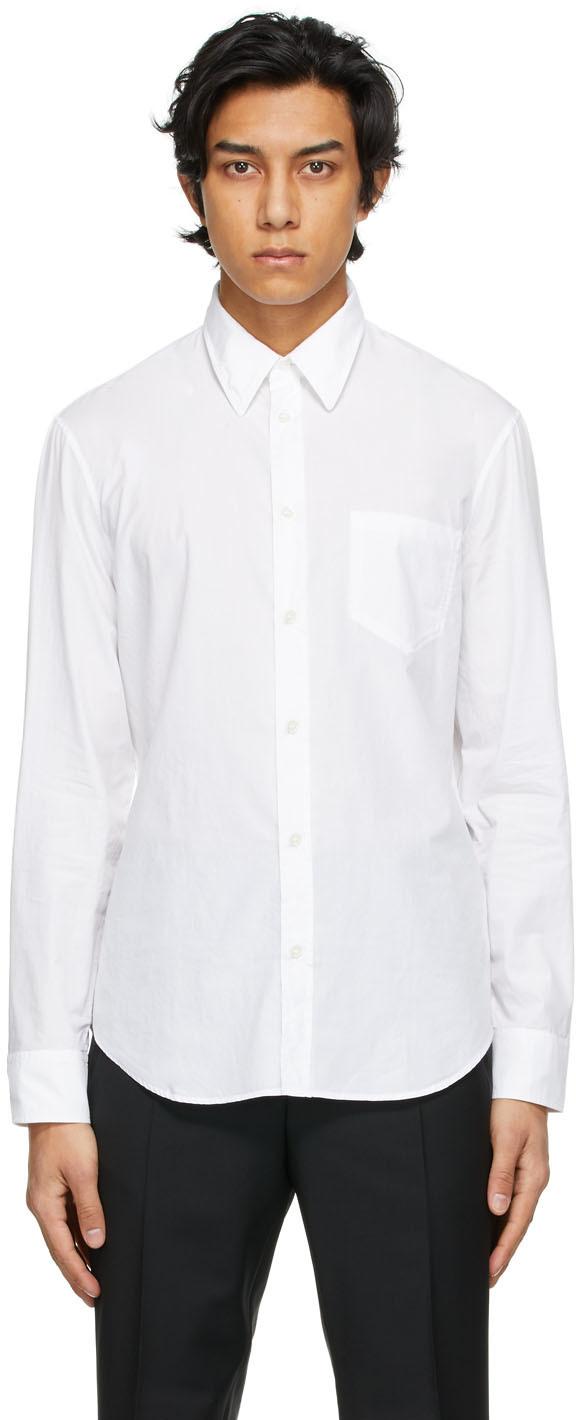 Maison Margiela 白色 Memory of 衬衫