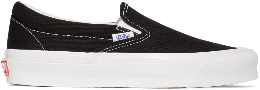 Vans 黑色 OG Classic 运动鞋