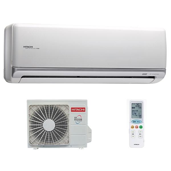 日立 HITACHI 2-4坪尊榮冷暖變頻分離式冷氣 RAS-22NJF / RAC-22NK1