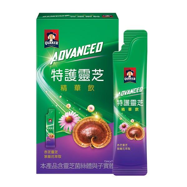 桂格特護靈芝精華飲15mlx7