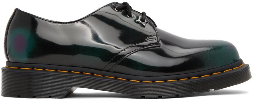 Dr. Martens 黑色 1461 Multi Arcadia 牛津鞋
