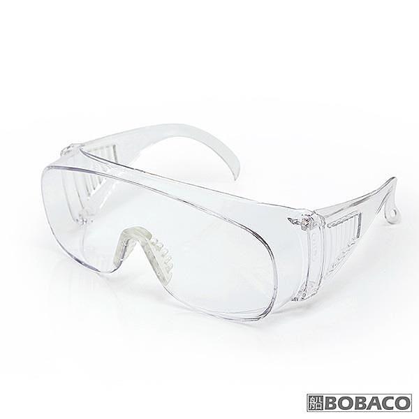【南紡購物中心】台灣製【強化抗UV安全眼鏡-全包加鼻墊SG-471】護目鏡 防塵 透明