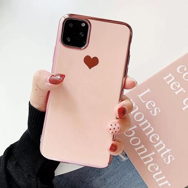 新品特價 小清新蘋果x手機殼iphone6s plus全包防摔11pro手機套max硅膠7/8