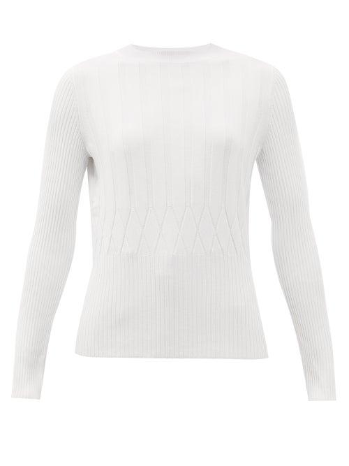Max Mara - Nevada Sweater - Womens - Ivory