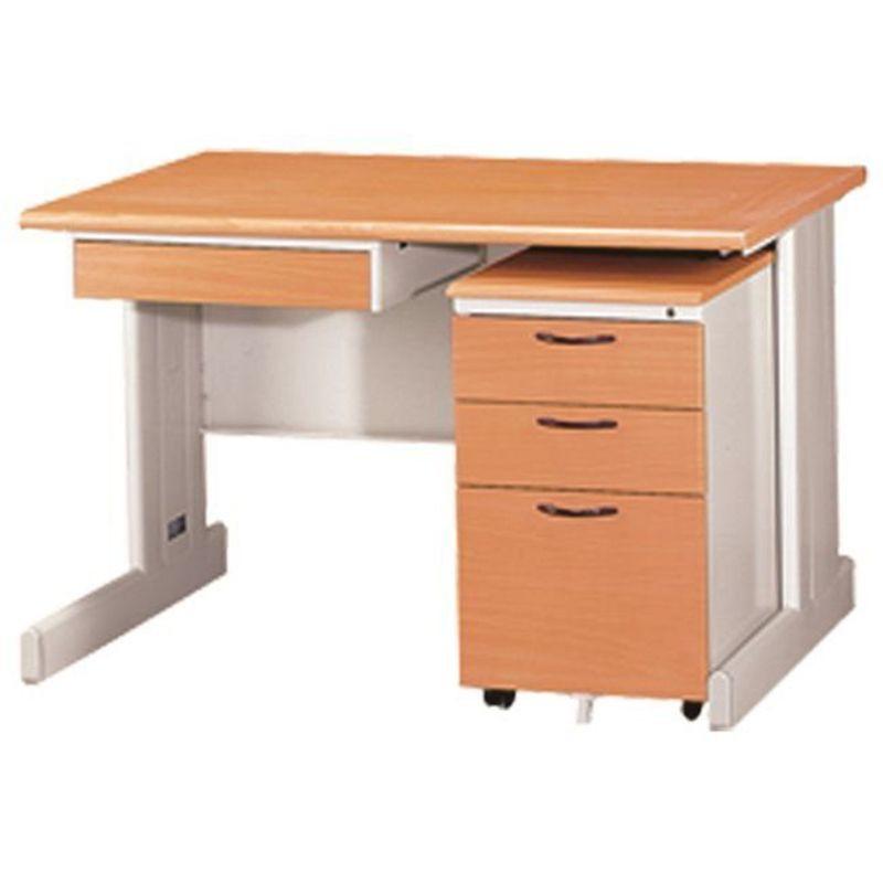 【U15-02A】木紋職員桌