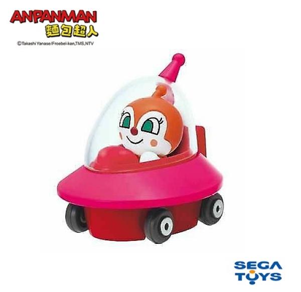 正版 ANPANMAN 麵包超人 NEW! GOGO小汽車 紅精靈UFO&紅精靈 嬰幼兒玩具 COCOS AN1000