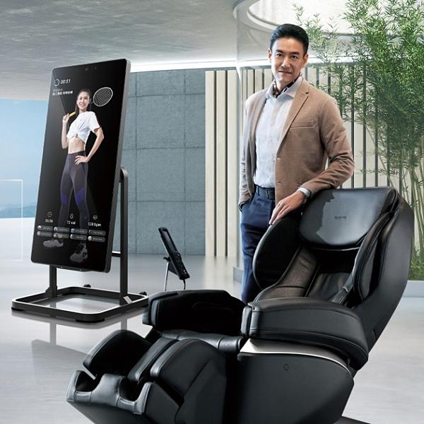 FUJIIRYOKI日本製 5D-Ai 睿智按摩椅|富士醫療器 JP2000【防疫優惠】