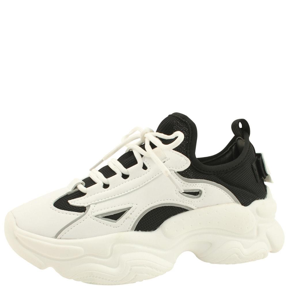 韓國空運 - Mash Combi Ugly Shoes Sneakers Black 球鞋/布鞋