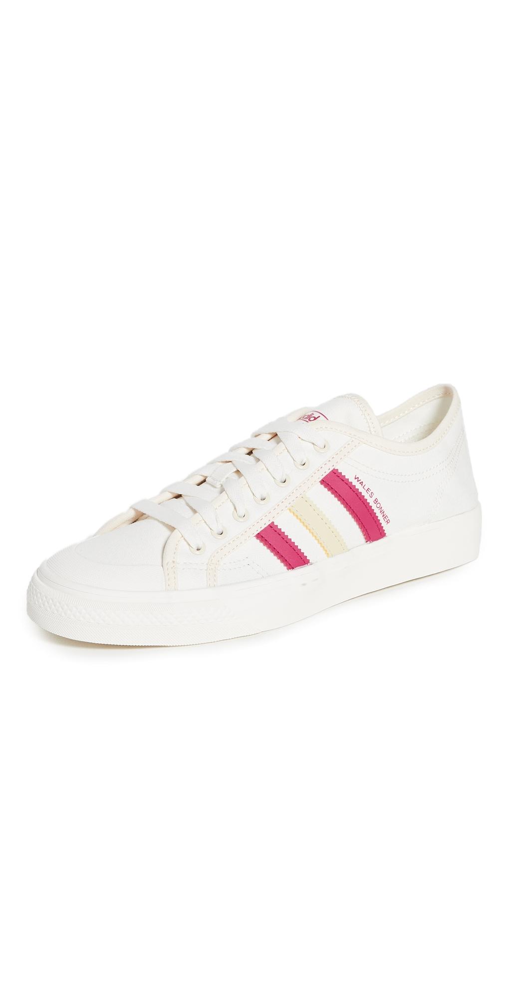 adidas X Wales Bonner Nizza Low-Top Sneakers