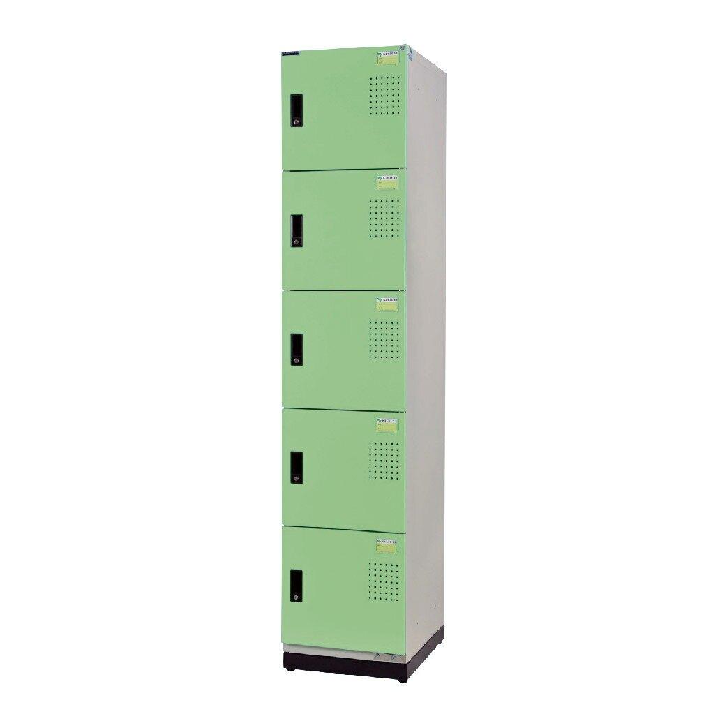 DAHFU大富 KH-393-3505TB 全鋼製 綠色新型多用途收納置物櫃