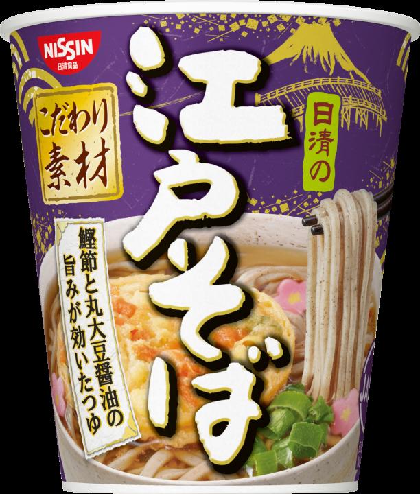 日清蕎麥杯麵75G