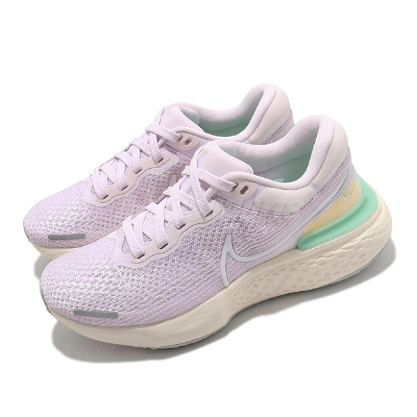 Nike 慢跑鞋 Wmns ZoomX Invincible Run FK 紫 粉紫 女鞋 運動鞋 【ACS】 CT2229-500