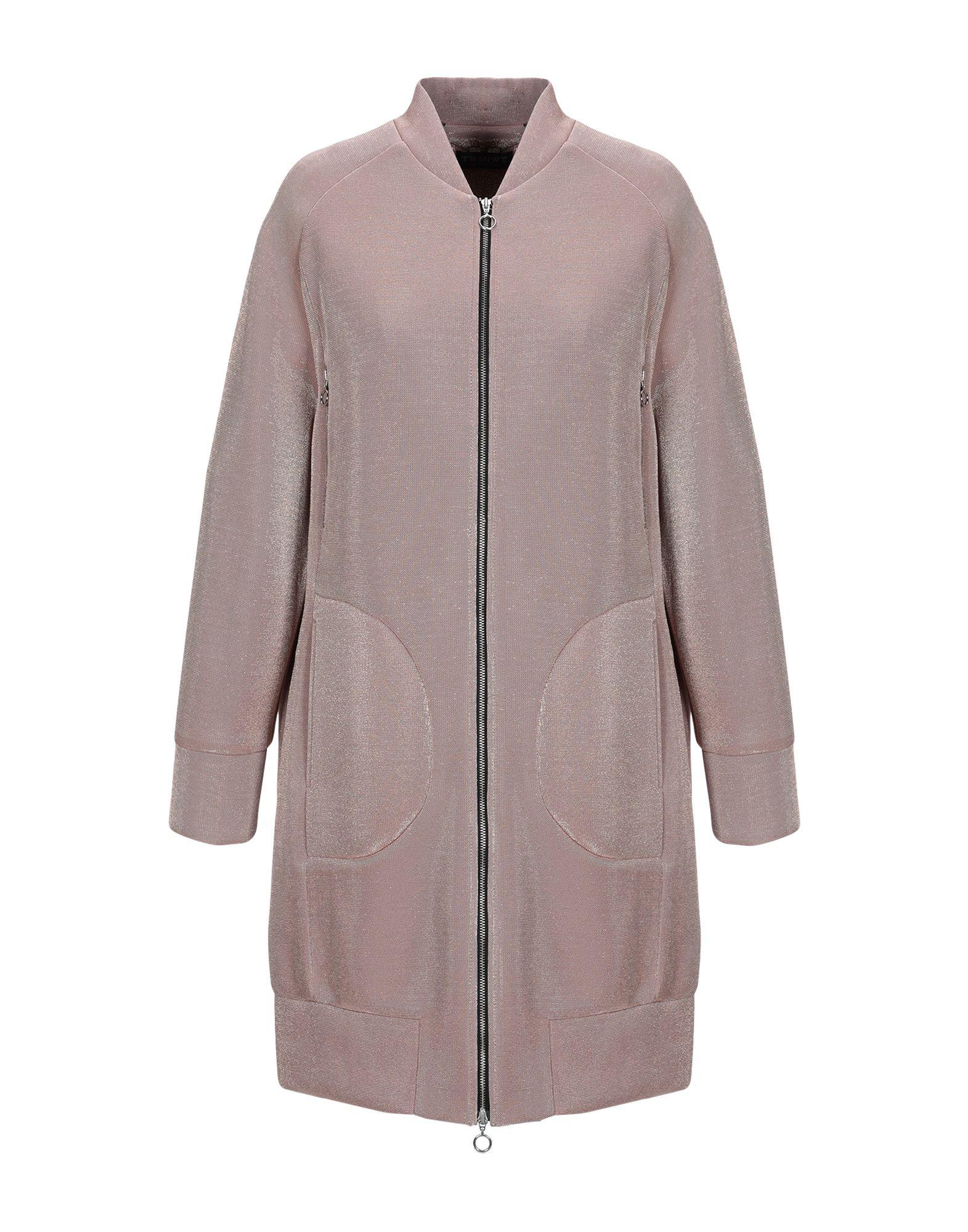 TWINSET Overcoats - Item 41853115