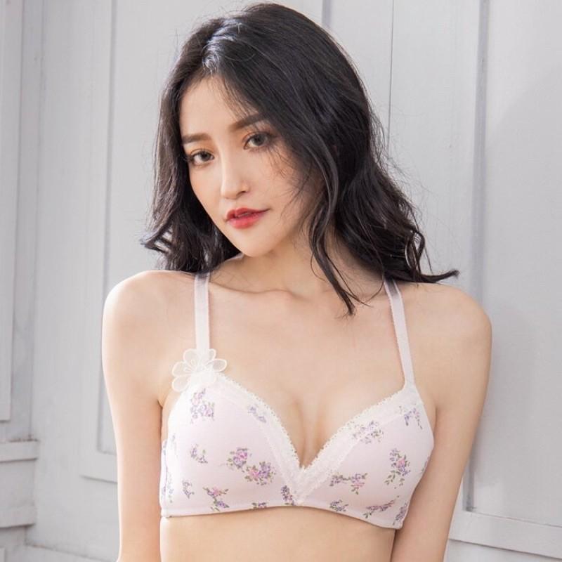 RoseMaid 羅絲美 - 浪漫夏之戀無鋼圈內衣 - 愛戀紫【75013-60】