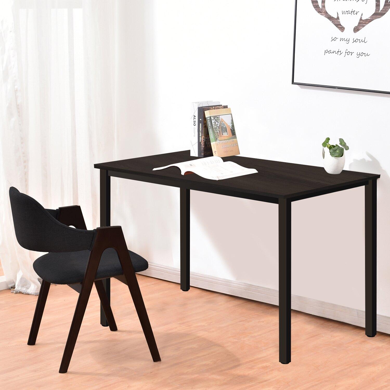 全球生活家-寬120cm簡約環保材質無甲醛多功能桌/電腦桌/餐桌/工作桌/書桌台灣製造TGL-1260(DWT)