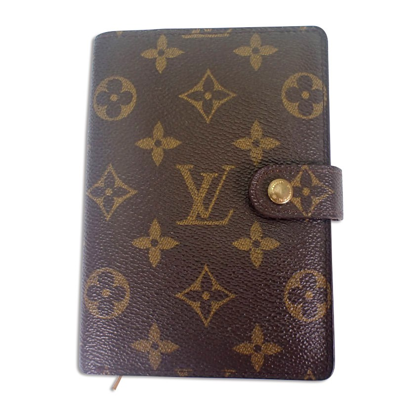 [中古] LOUIS VUITTON 2016筆記本 手帳[g364-7]