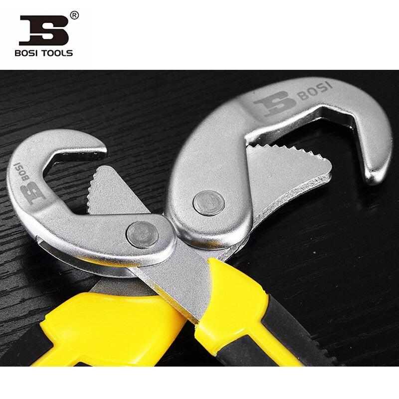 波斯五金工具2件套萬能扳手360932