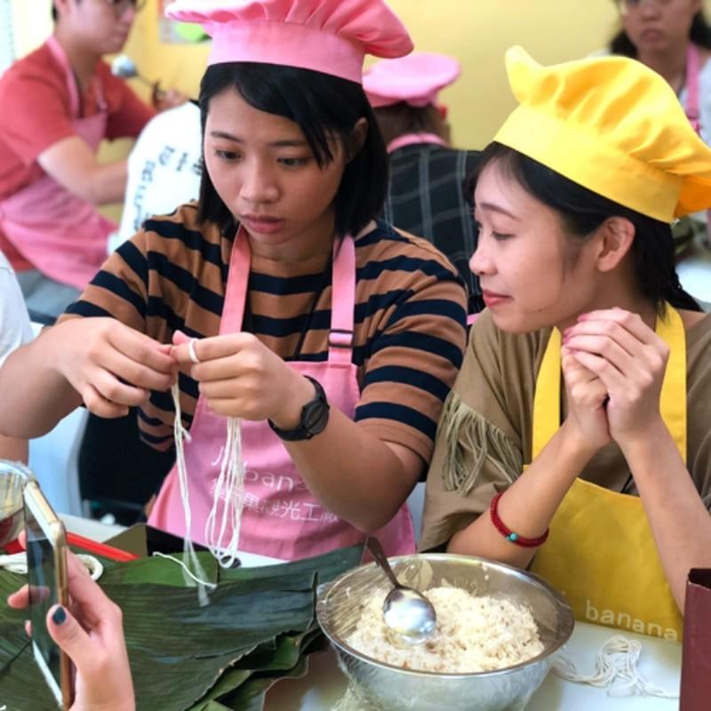 [南投]蕉你DIY山蕉巧克酥-集元果觀光休閒農場