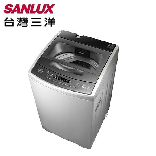 【台灣三洋SANLUX】12公斤 變頻超音波單槽洗衣機 ASW-120DVB