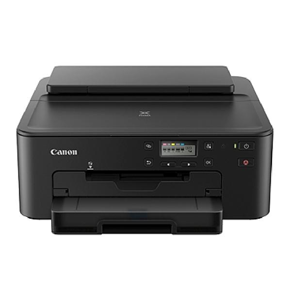 CANON PIXMA TS707 A4 噴墨相片印表機 內含原廠墨水匣