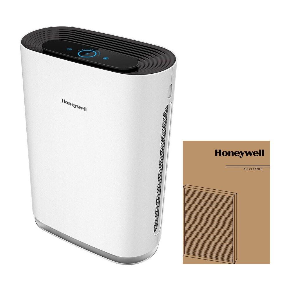 【特惠組★加碼送原廠HiSiv濾網】Honeywell ( X305F-PAC1101TW ) Air Touch X305 空氣清淨機 -原廠公司貨 -[可以買]