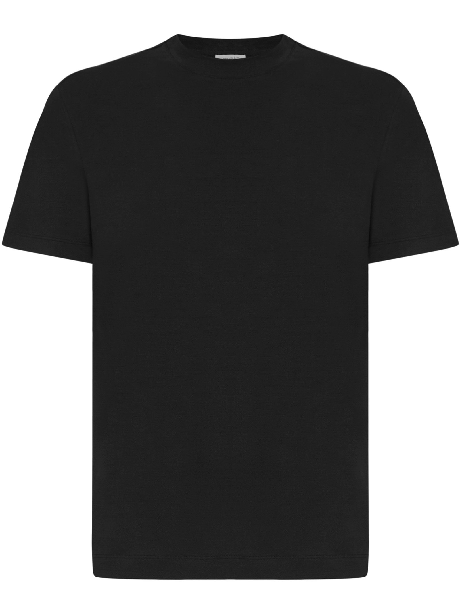 Malo T-shirts and Polos Black
