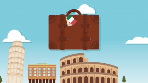 Learn Italian for Beginners and Travelers - Enjoy Your Trip!