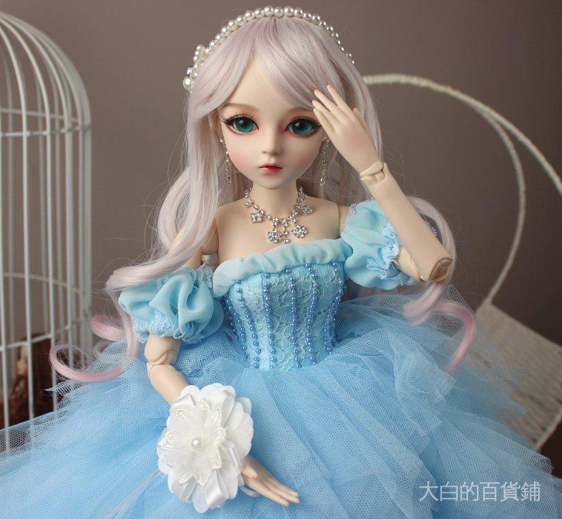 bjd凱蒂改妝娃娃婚紗公主洋娃娃送女孩兒童情侶生日創意禮品 kPvN
