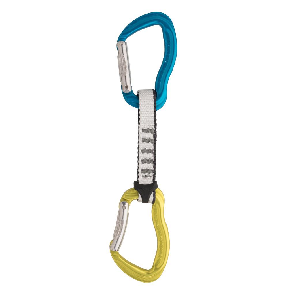 奧地利 AUSTRIALPIN ROCKIT 快扣組 (藍/黃色) 固定環
