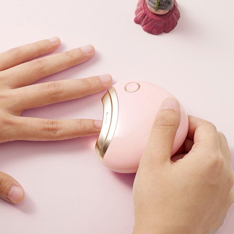 愛魔IMOLL電動指甲刀修剪器修甲器兒童老人自動指甲