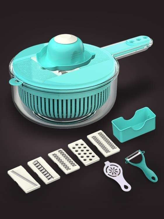切菜神器 廚房用品多功能切菜神器削土豆絲切絲器