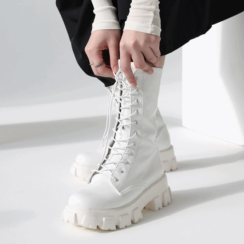 韓國空運 - Ugly Outsole Walker 靴子