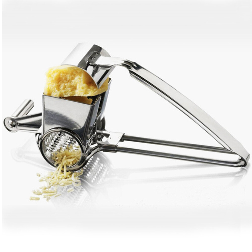 push!餐廳廚房用品不銹鋼cheese芝士乳酪刨絲器刨巧克力刮屑器蔬菜刨d251