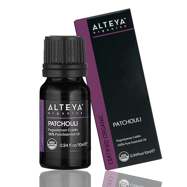 【Alteya】保加利亞進口 廣藿香原萃精油(10ml)