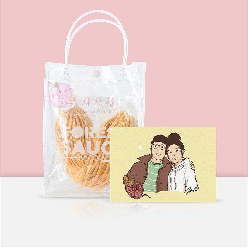 阿猛 | 設計師聯名囍物囍物 | 婚禮經典禮袋