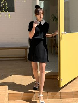 韓國空運 - May Banding Culottes Skirt 裙子