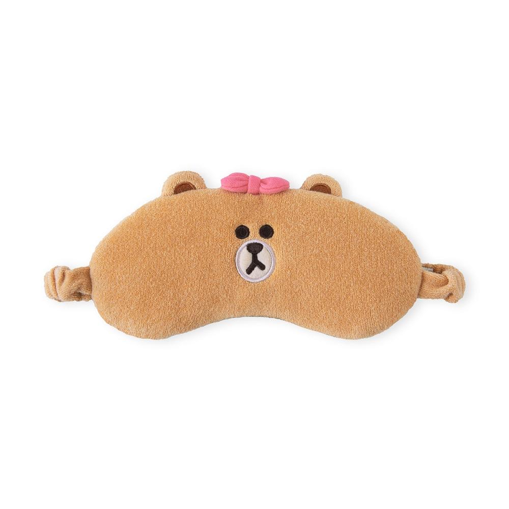 【4/6-4/27週慶享8折優惠】熊美 眼罩