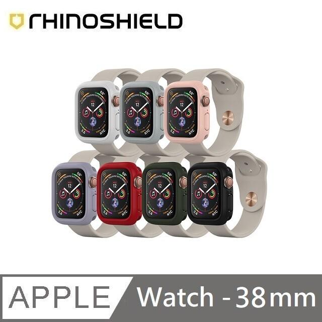 實體店面犀牛盾 crashguard nx 手錶 邊框保護殼 apple watch -38mm