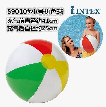 沙灘球 充氣球 水上充氣球戲水球 沙灘球 兒童戲水玩具成人手球游泳水球『cyd0005』