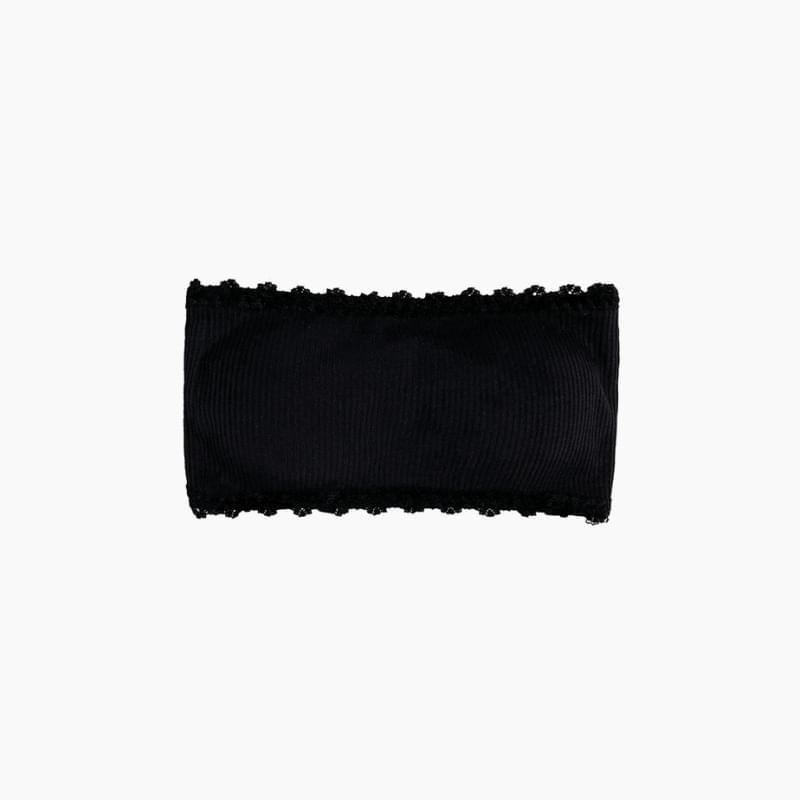 韓國空運 - Lace buckle bra top 無袖