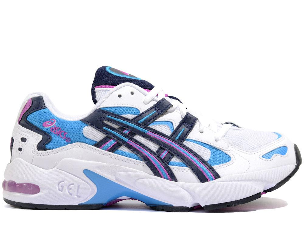 ASICS Gel-Kayano 5 OG White/Midnight Sneakers