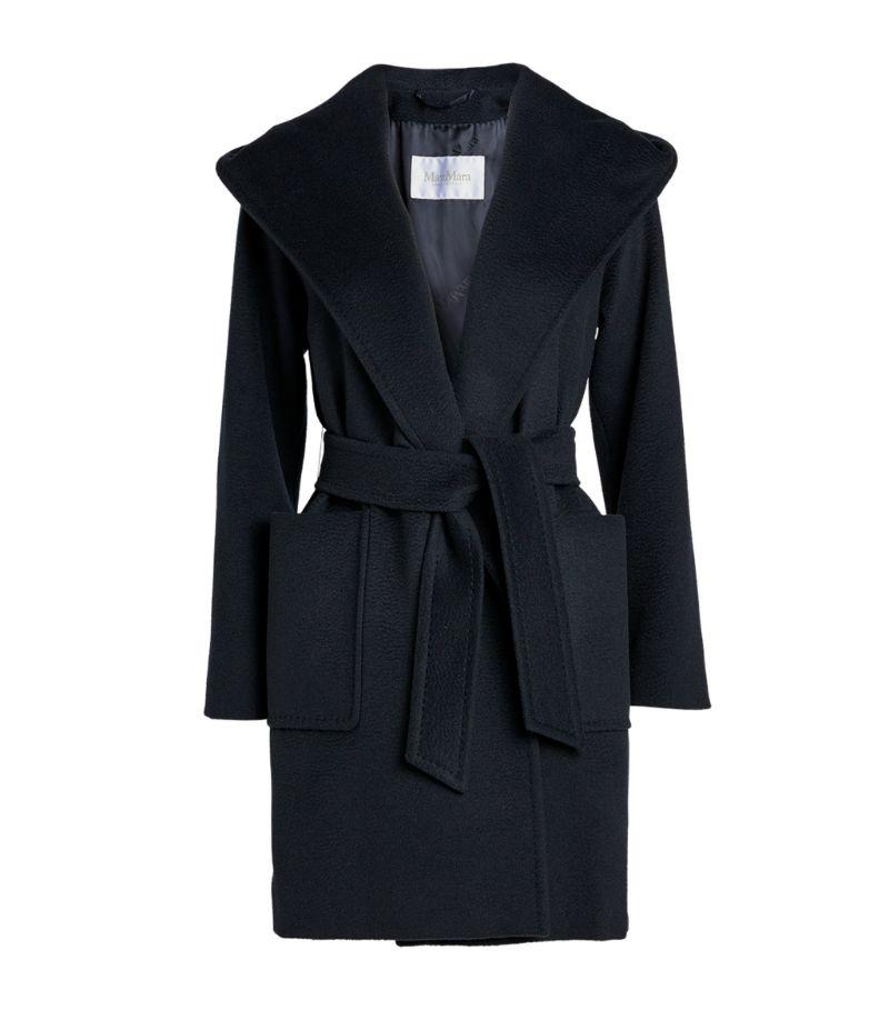 Max Mara Rialto Hooded Coat