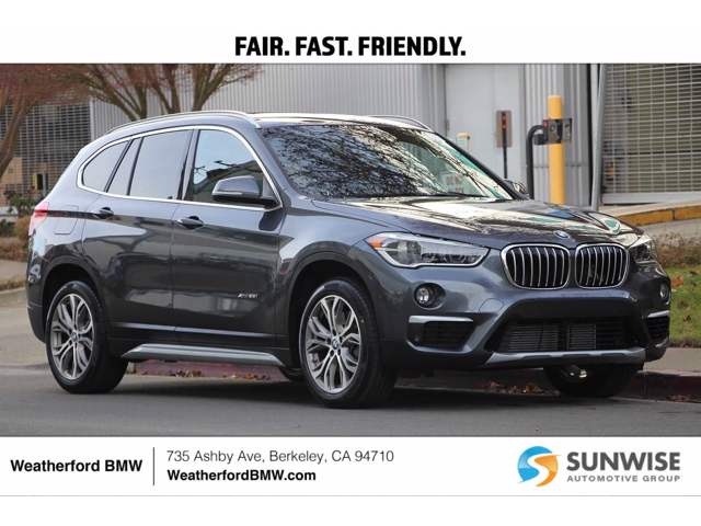 [訂金賣場]Certified 2017 BMW X1 xDrive28i