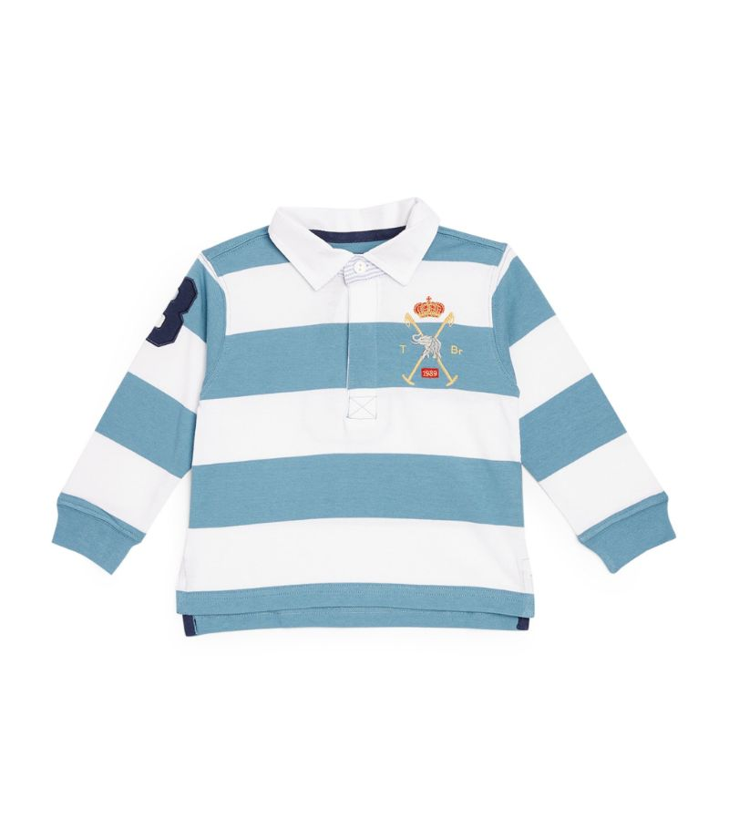 Trotters Nicholas Rugby Shirt (3-24 Months)