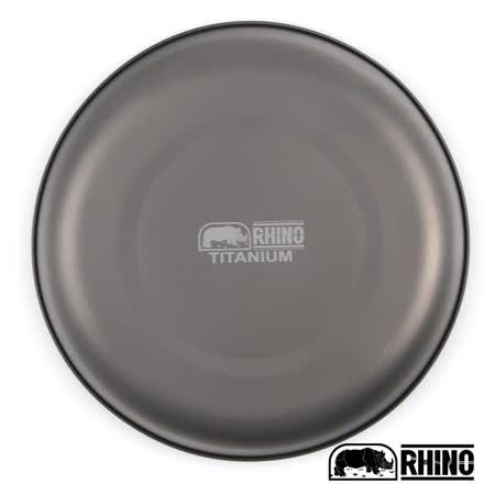 犀牛RHINO 鈦合金餐盤