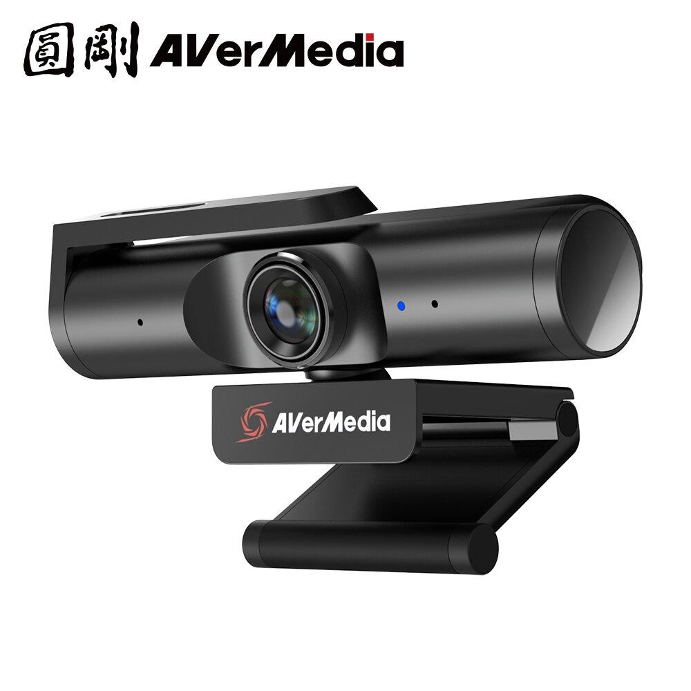 圓剛 PW513 Live Streamer CAM 4K UHD 網路攝影機