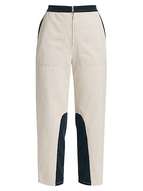 Birch Cropped Pants